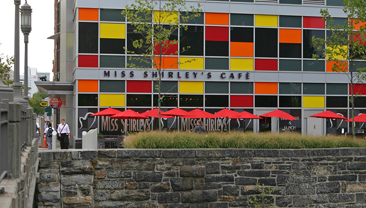 Miss Shirley's Restaurant, Baltimore