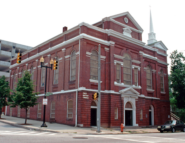 First Baptist Church, Baltimore
