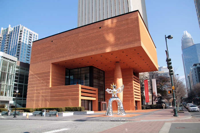 Bechtler Museum of Modern Art in Charlotte