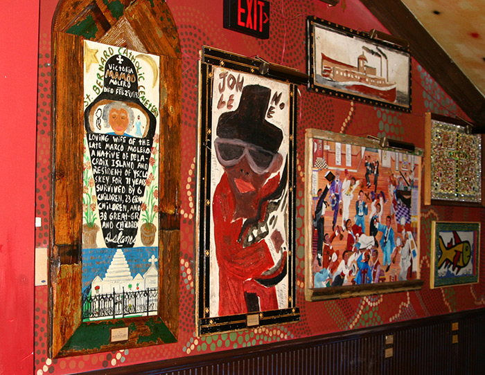 House Of Blues Cleveland Artwork