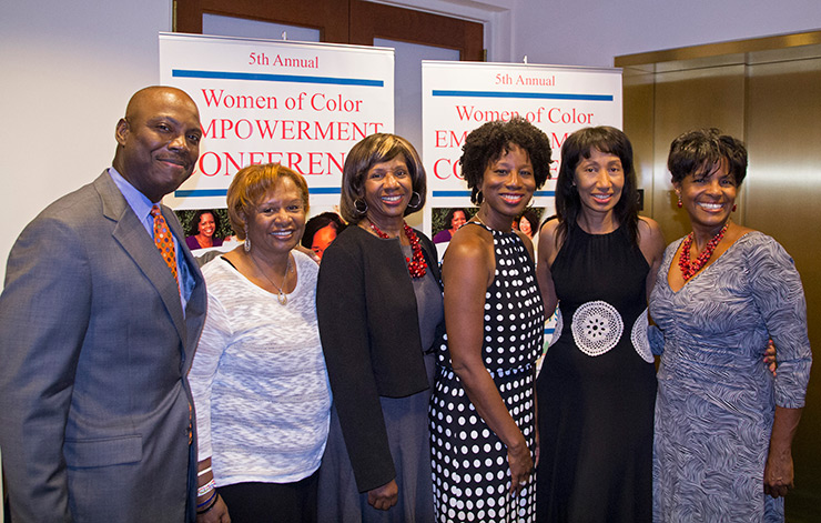 5th Annual Women of Color Empowerment Conference (WOCEC), Fort Lauderdale