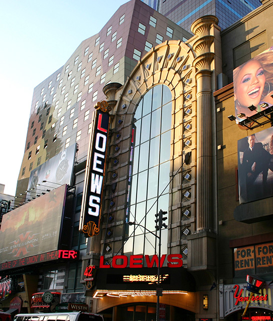 Image Result For Street Nyc Movie Theater