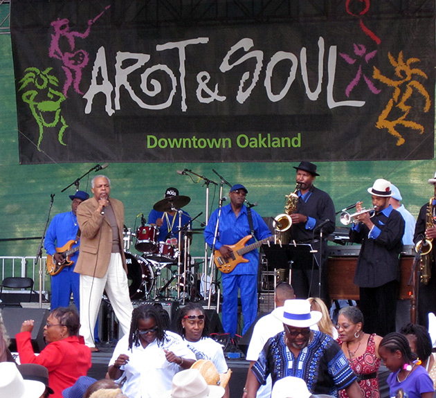 Bandplay at Art & Soul Festival