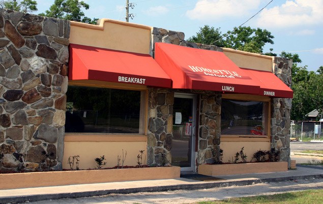 Homestyle Cafe in Eatonville