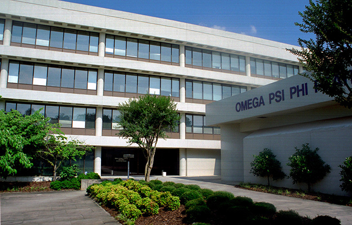 Omega Psi Phi International Headquarters at 3951 Snapfinger Parkway, Decatur