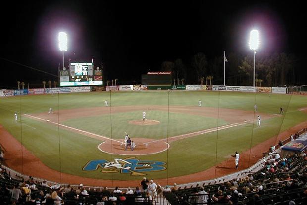 Myrtle Beach Baseball The Best Beaches In World
